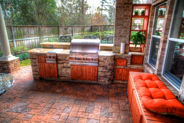 Landscape Design - Kitchens