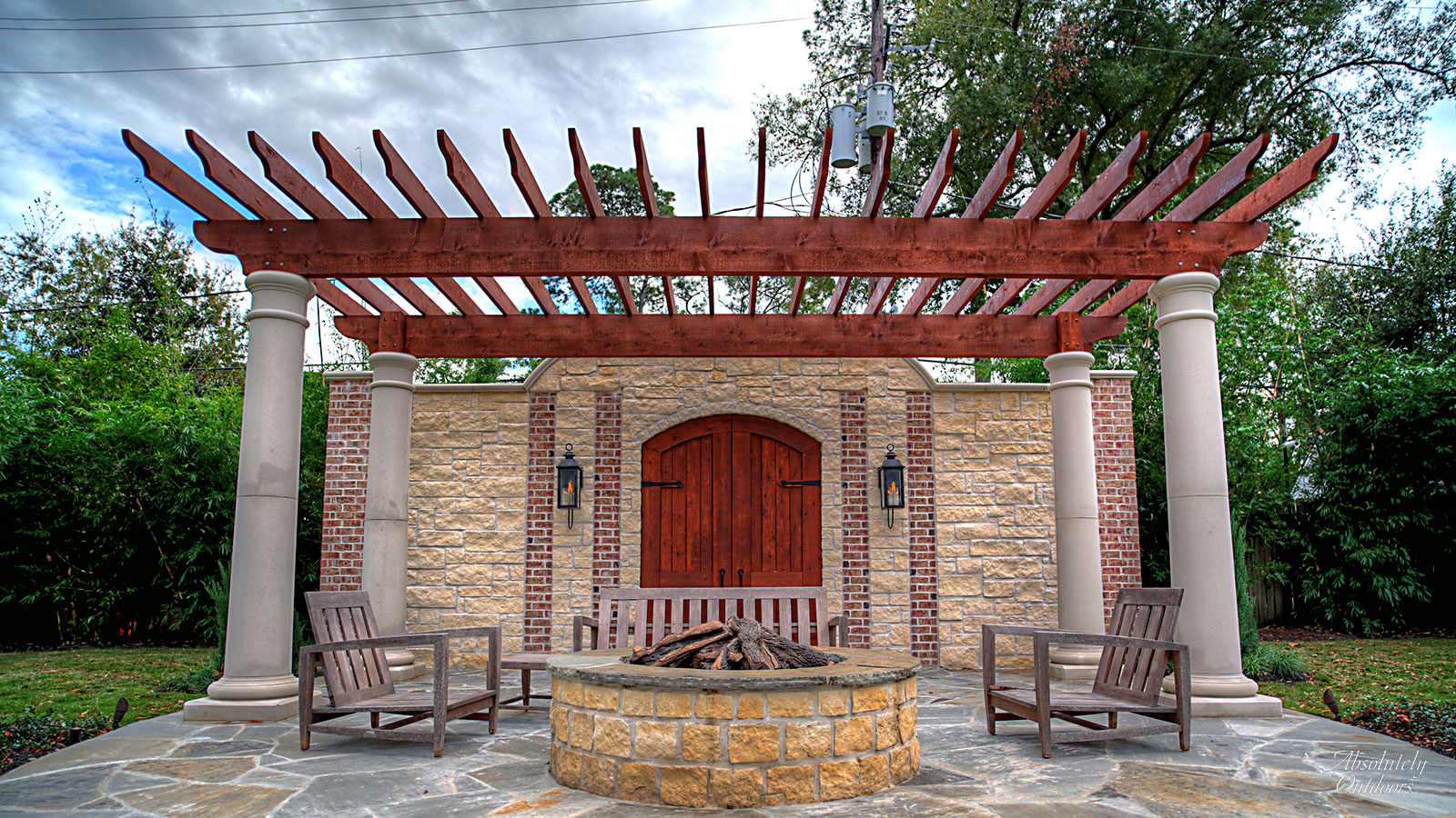 Tomball Custom Fire pit