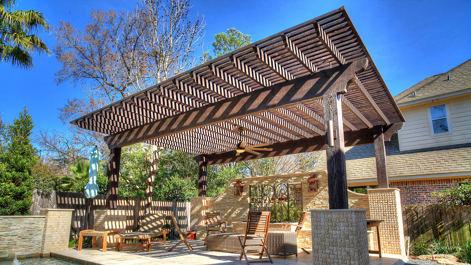 Ways to Add Shade to Your Backyard, Absolutely Outdoors, The Woodlands, TX
