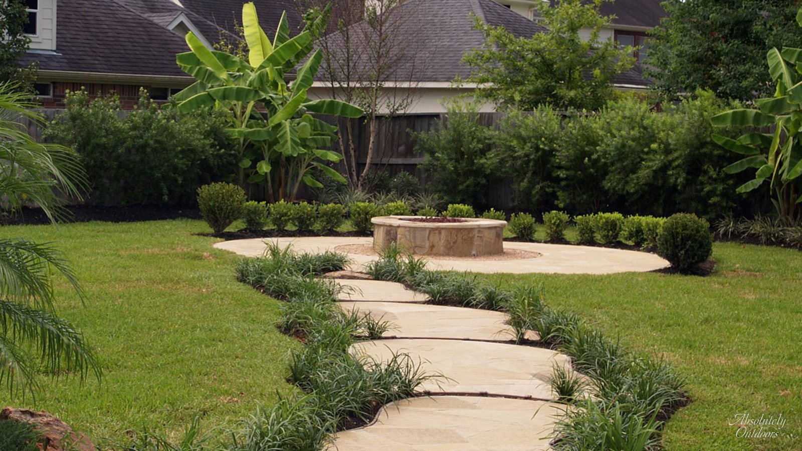 Backyard Solutions for Uniquely Shaped Spaces, Custom Pool, Absolutely Outdoors, Houston, Texas