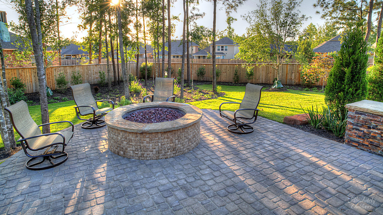 Outdoor Flooring, Home Extension, Absolutely Outdoors, Conroe, TX